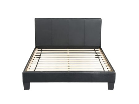 leather-upholstered-bed-frame-queen-vancouver
