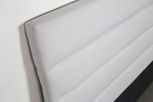 Justin Modern Tall Queen Headboard – Horizon Grey
